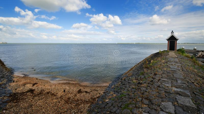 Download Volendam A Small Village In The Netherlands Stock Image - Image of tourism, blue: 10151989