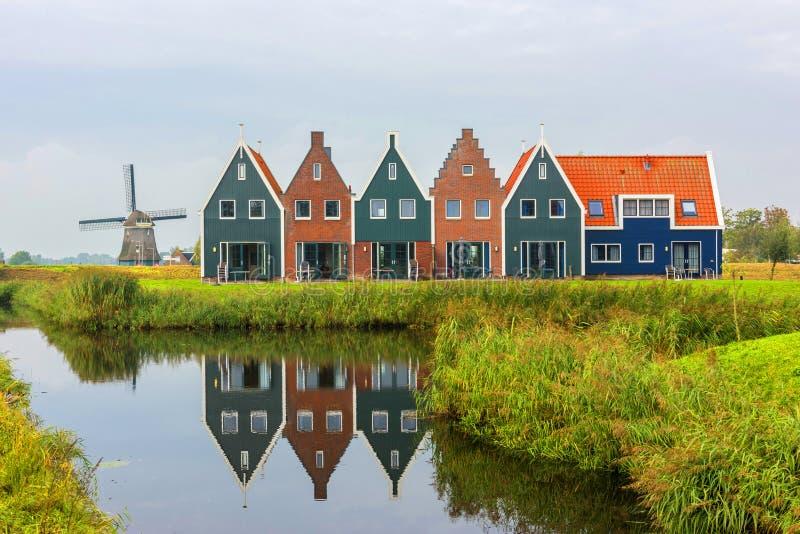 Volendam. royalty free stock photography
