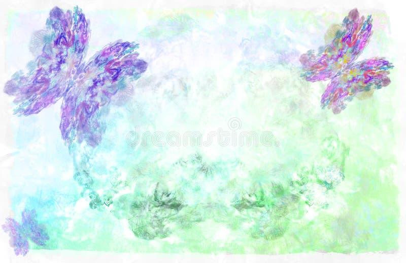Download Voler de guindineaux illustration stock. Illustration du couleur - 8668477