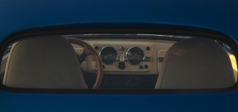 Volga automatico fotografia stock