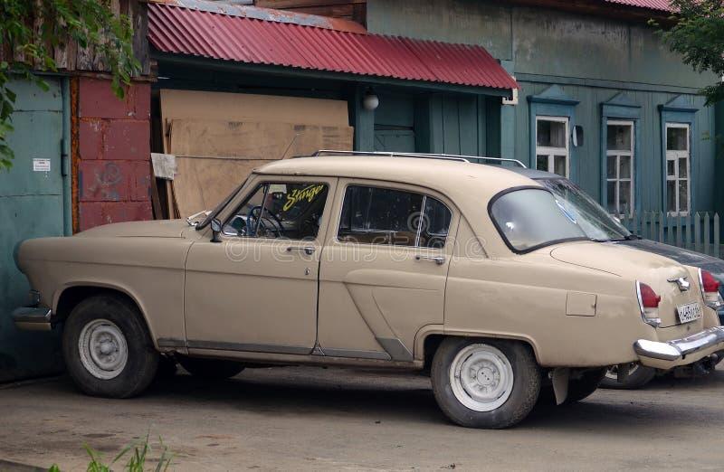 Volga royalty free stock photos