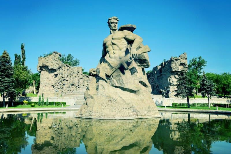volgograd royalty-vrije stock foto's