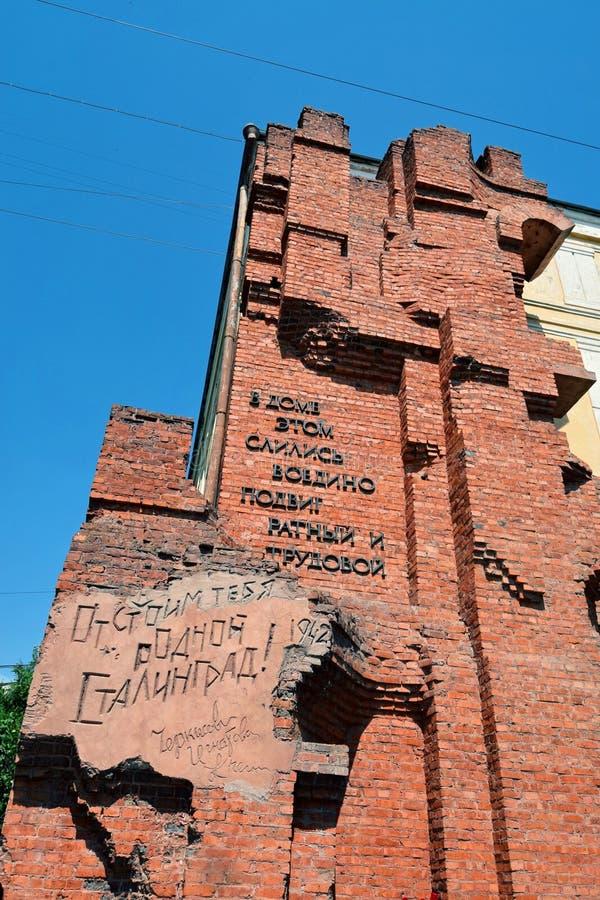 volgograd stock foto's