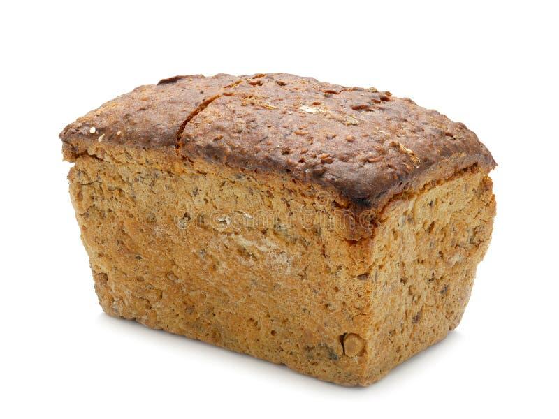 Volkorenbrood stock afbeelding
