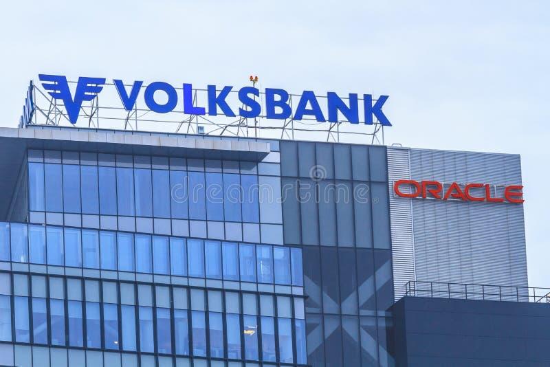 Volksbank стоковые изображения
