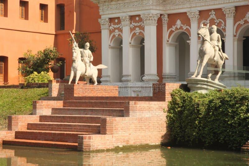 Volkskunst- und Handwerksmuseum Bangladesch stockfoto