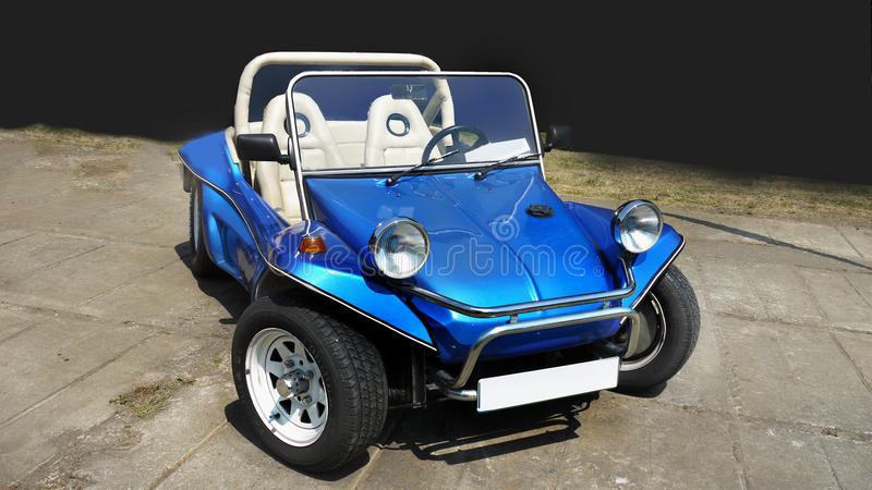 Sports Racing Cars, Volkswagen Buggy, Off-road stock photo