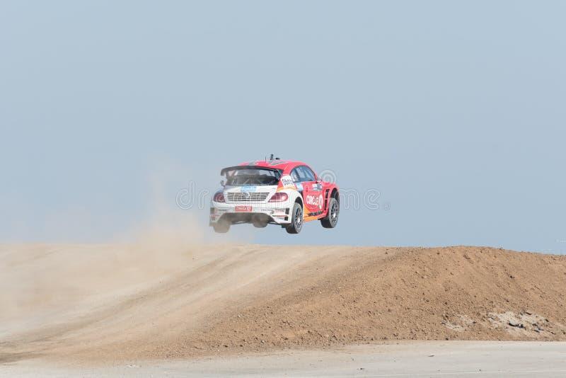 Volkswagen Beetle управляемое скоростью #41 Скотта стоковое изображение