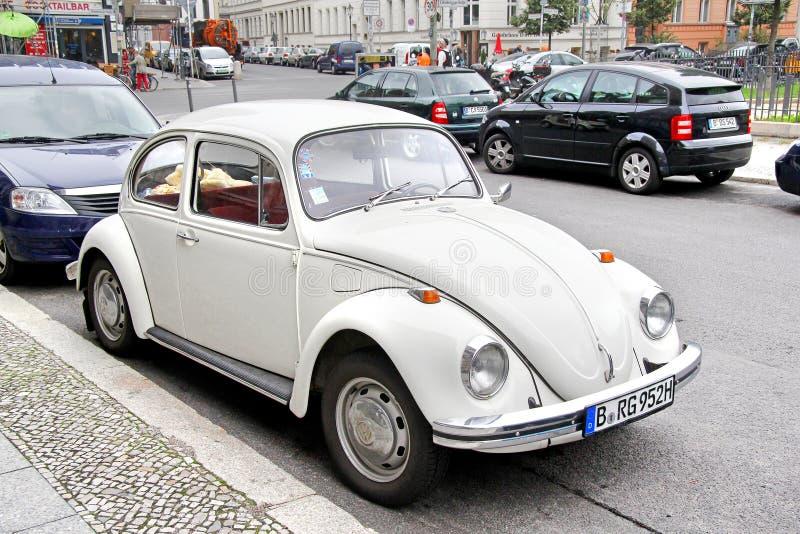 Volkswagen Beetle fotografia stock