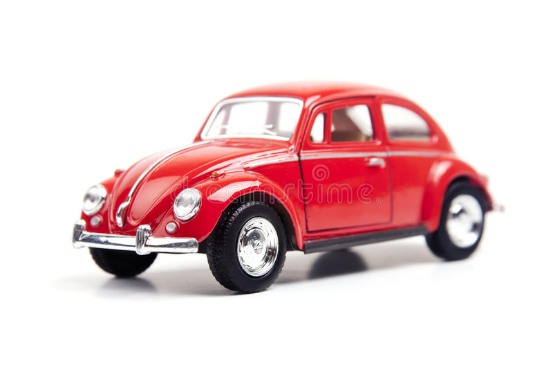 Volkswagen Beetle royalty-vrije stock afbeelding