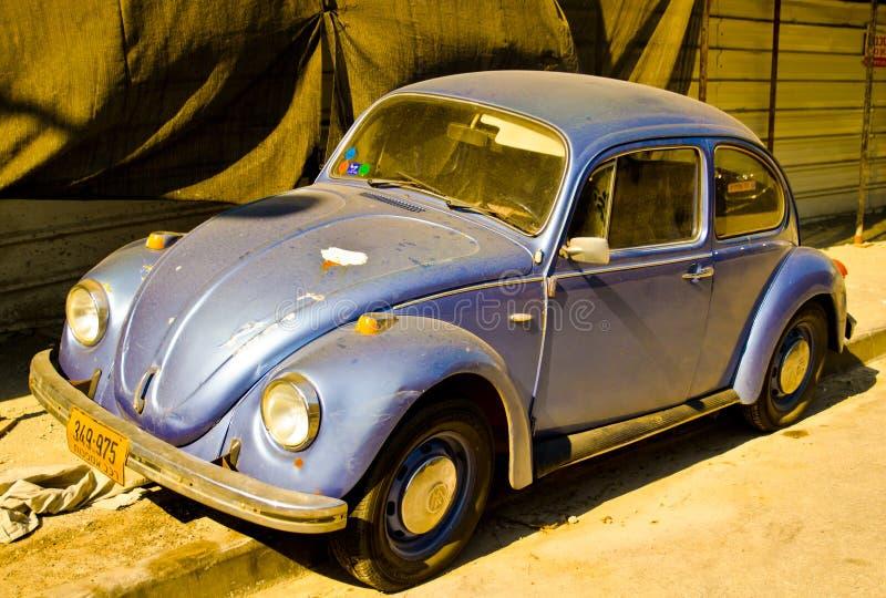 Volkswagen Beetle royalty-vrije stock foto's