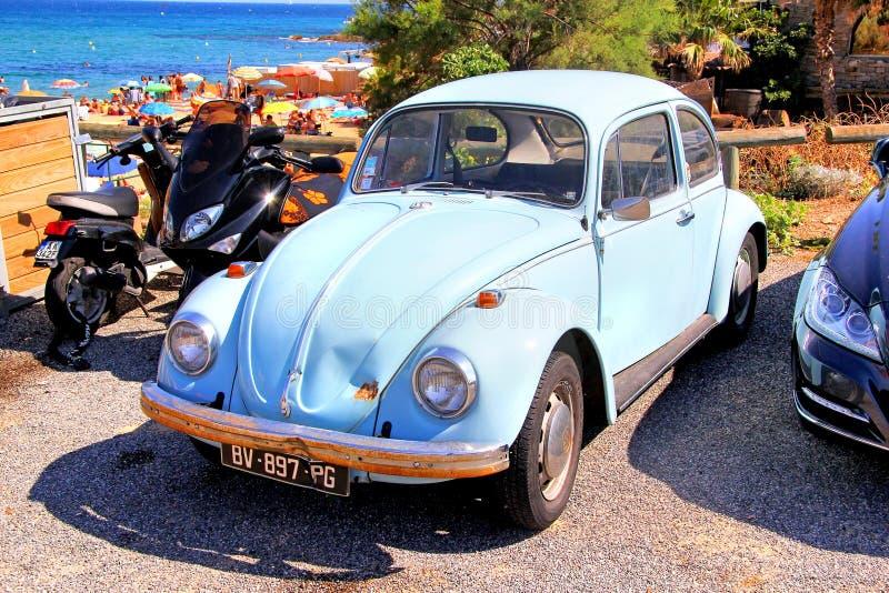 Volkswagen Beetle image stock