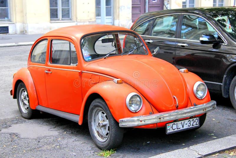 Volkswagen Beetle lizenzfreies stockbild