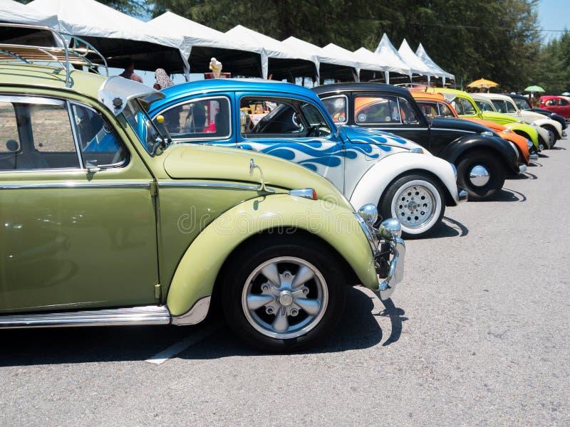 Volkswagen Beetle stock foto