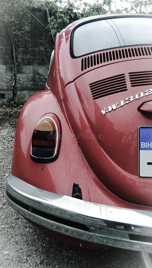 Volkswagen Beetle 1974 fotos de archivo libres de regalías