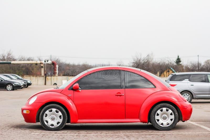 Volkswagen Beetle stockfotografie