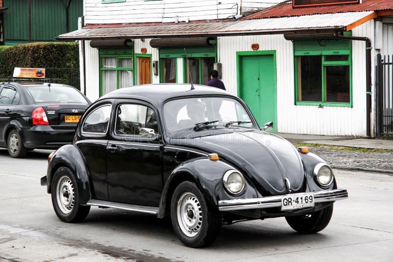 Volkswagen Beetle lizenzfreies stockfoto