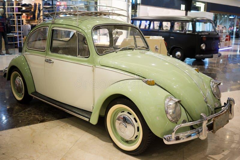 Volkswagen Beetle 1965 стоковые фотографии rf
