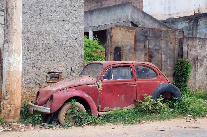 Download Volkswagen Beetle stock image. Image of vehicle, break - 7363001