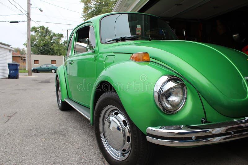 Volkswagen Beetle 1973 immagine stock