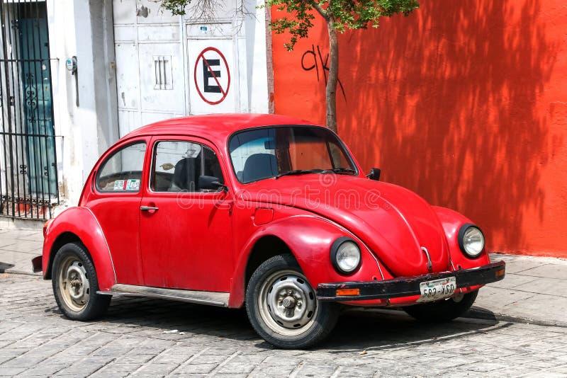 Volkswagen Beetle imágenes de archivo libres de regalías