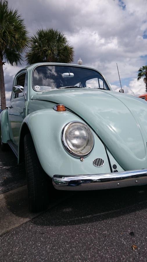 Volkswagen Beetle classique image libre de droits