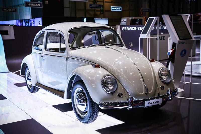 Volkswagen Beetle fotografie stock