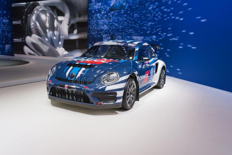 Volkswagen Beetle GRC стоковое фото