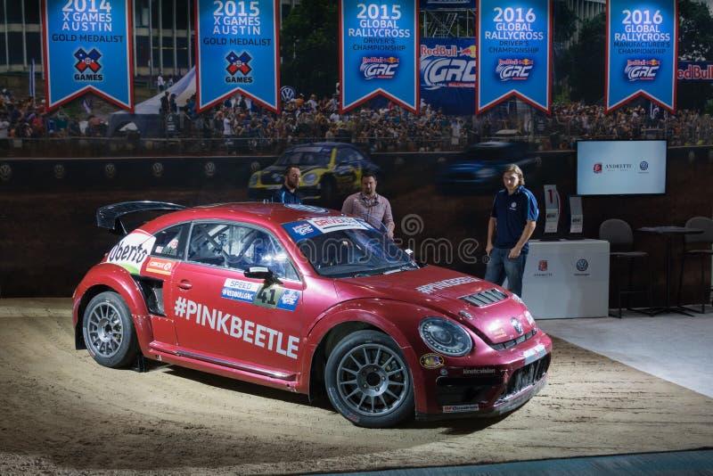 Volkswagen Beetle GRC стоковые фотографии rf