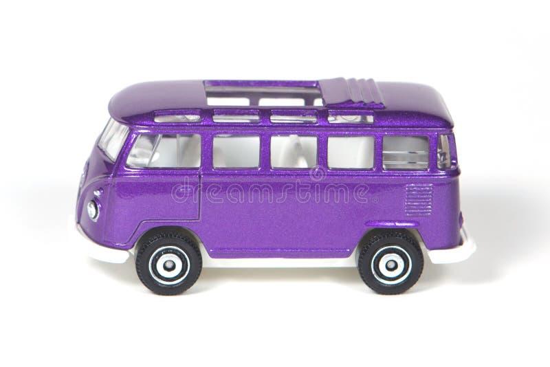 Volkswagen-Bus royalty-vrije stock foto's