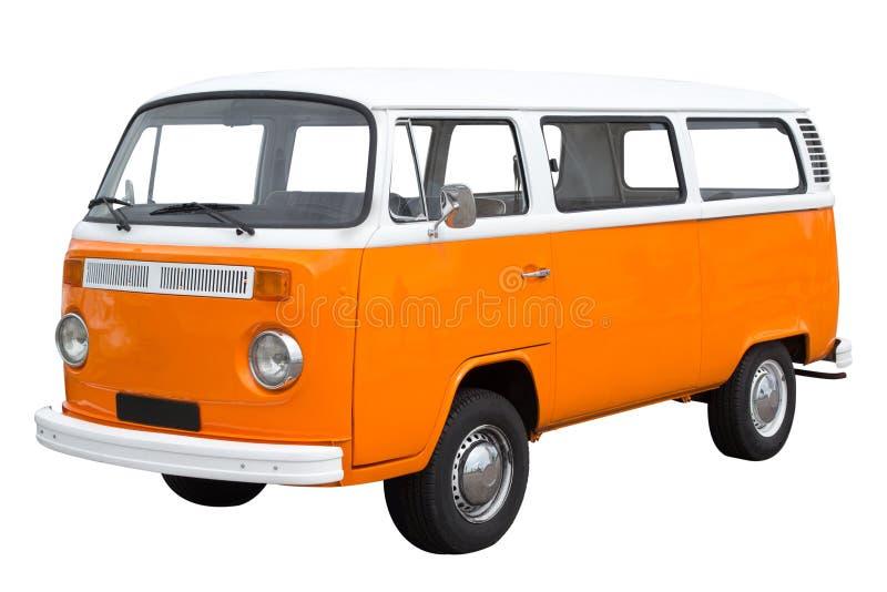 Volkswagen-Bus stock fotografie