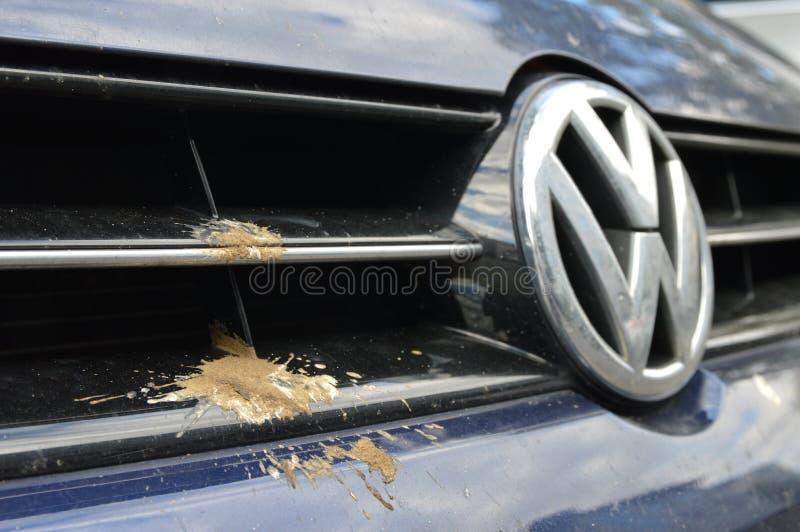 Volkswagen de engano imagem de stock royalty free