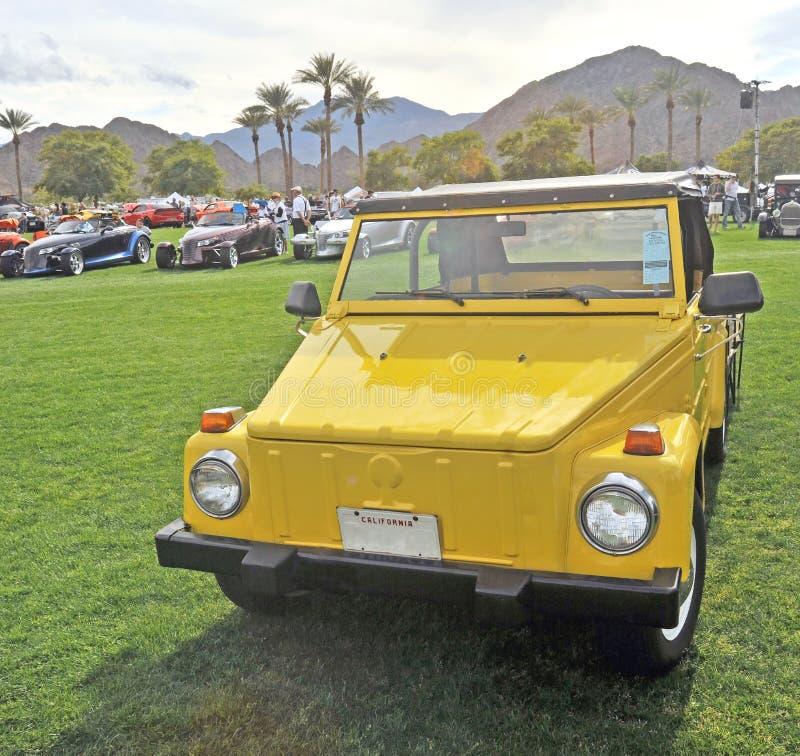 Volkswagen-Ding stock foto's