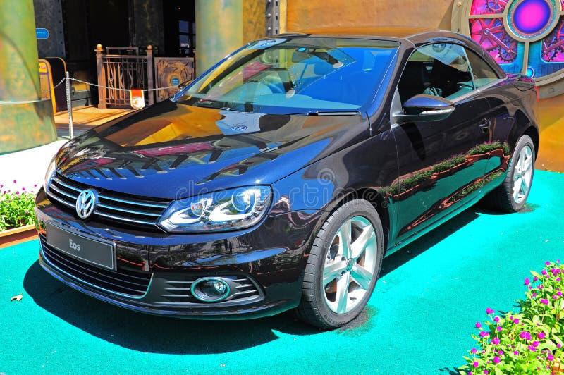 Download Volkswagen eos editorial image. Image of popular, display - 26512185