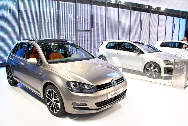 Volkswagen Golf zdjęcia stock