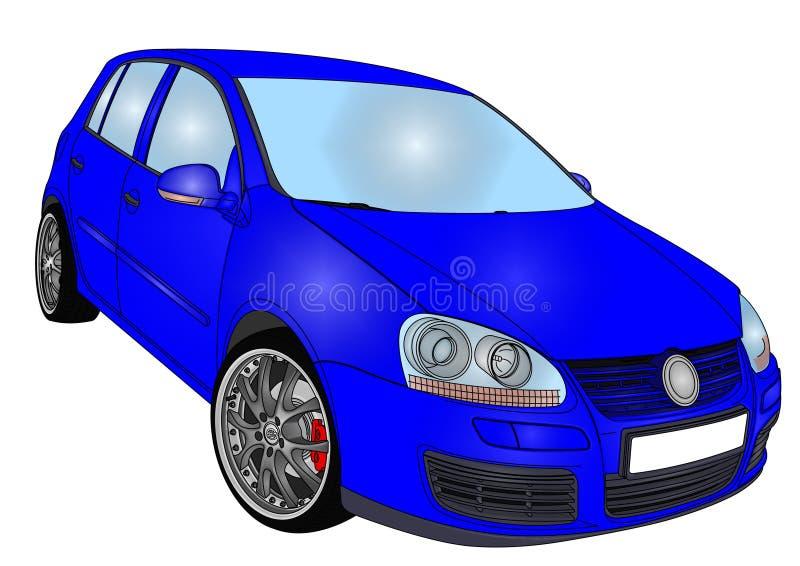 Download Volkswagen Golf 5 Stock Image - Image: 10877801