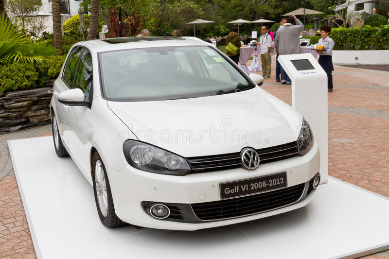 Download Volkswagen Golf VI 2008-2012 Model Editorial Photography - Image: 38832732