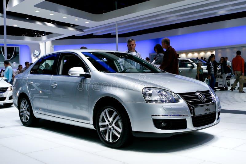 Volkswagen Jetta royalty-vrije stock afbeelding