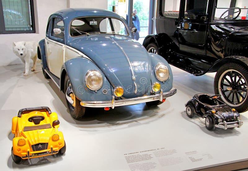Volkswagen Kaefer immagine stock