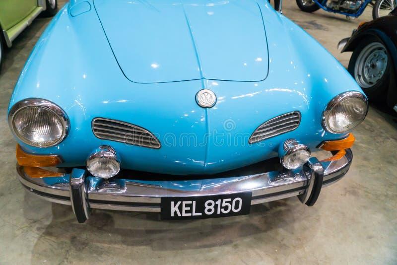 Volkswagen Karmann Ghia images libres de droits
