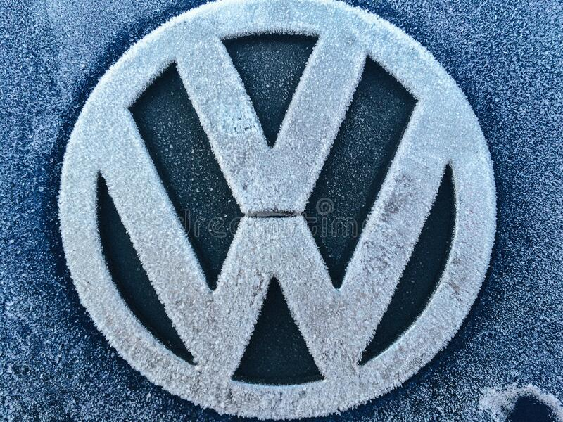 Volkswagen Logo Free Public Domain Cc0 Image
