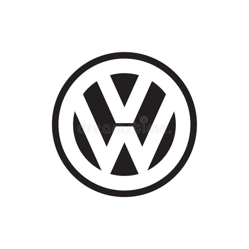 Volkswagen Logo Stock Illustrations – 210 Volkswagen Logo Stock  Illustrations, Vectors & Clipart - Dreamstime