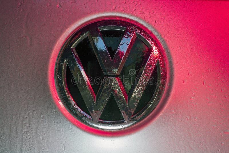 Volkswagen royalty free stock photos
