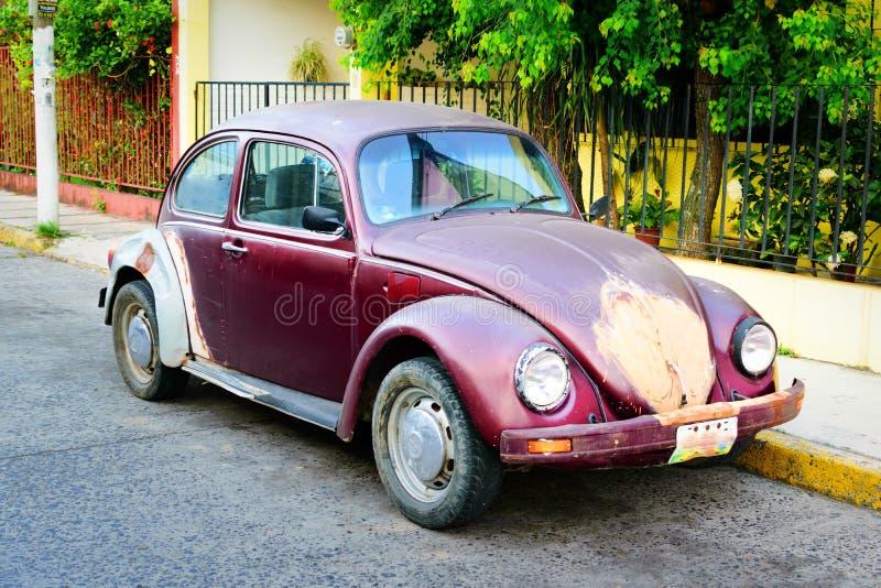 Volkswagen in Mexiko lizenzfreies stockfoto