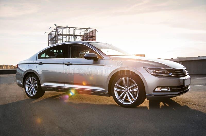 Volkswagen passat b8 royalty-vrije stock afbeeldingen