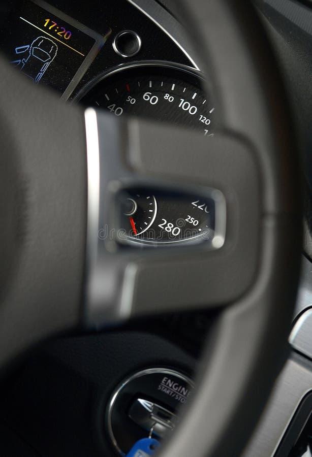 Volkswagen passat CC stock fotografie