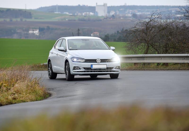 Volkswagen Polo arkivfoton