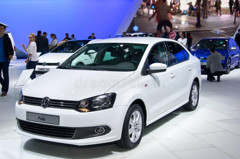 Volkswagen Polo arkivfoto