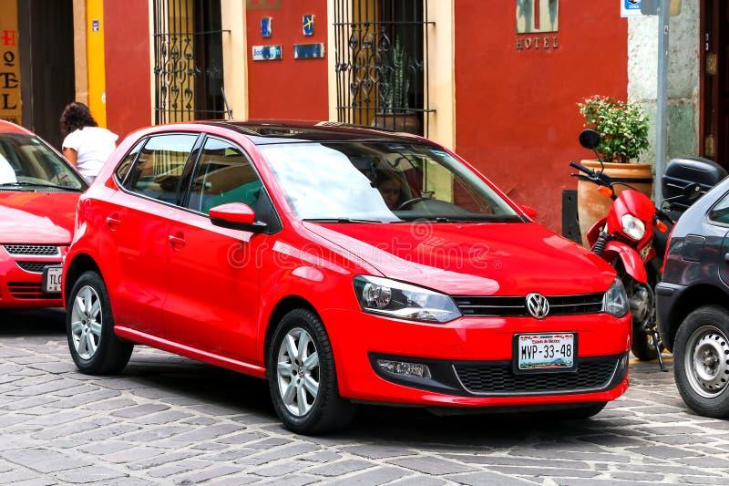Volkswagen Polo obraz stock