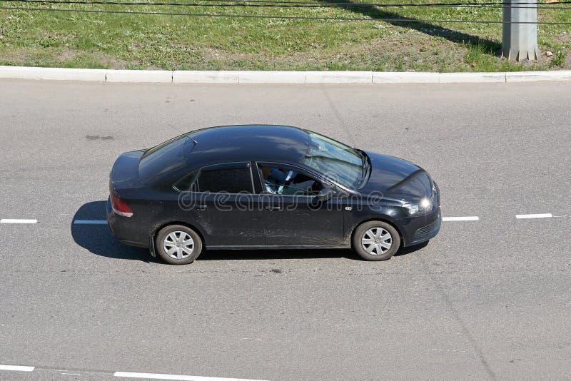 Volkswagen Polo royaltyfri foto